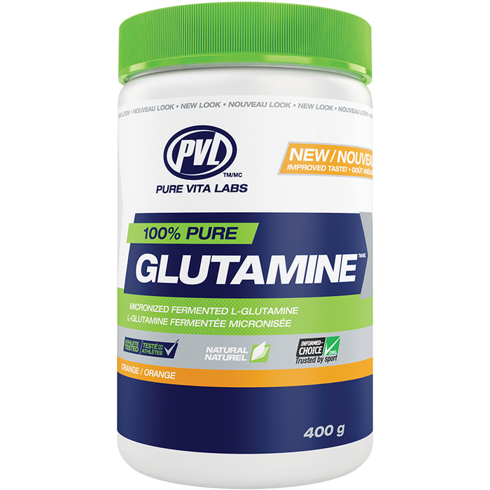 PVL Essentials Glutamine 400g
