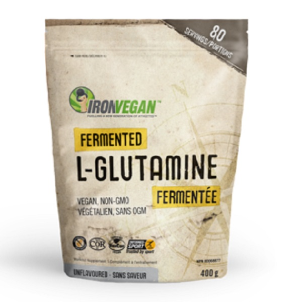 Iron Vegan Fermented Glutamine 400g