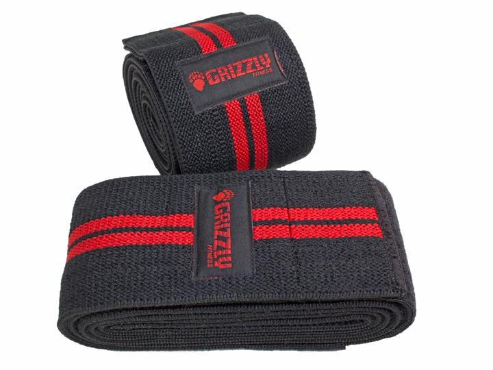 Grizzly Power Lifting Knee Wrap