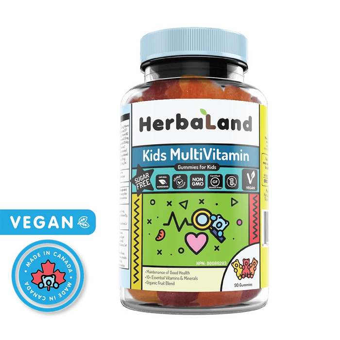 Herbaland Multivitamins for Kids 90 Gummies