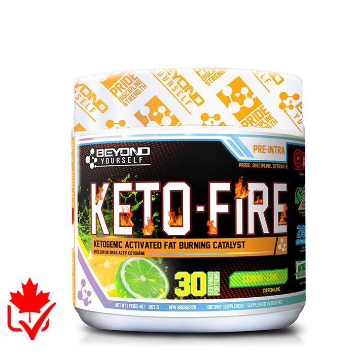 Beyond Yourself Keto Fire 30 Servings