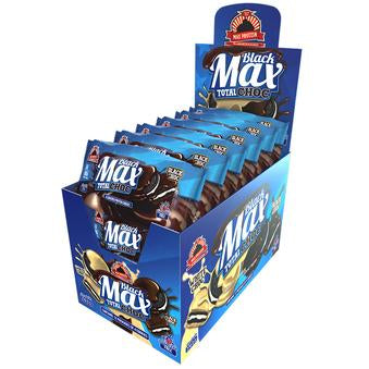 Max Protein Black Max Oreo Box of 12