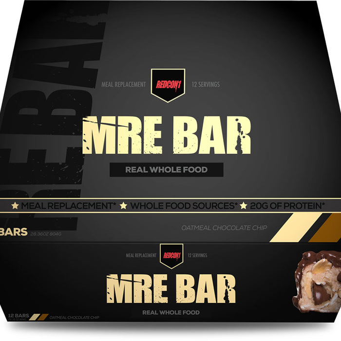Redcon 1 MRE Bar Box of 12