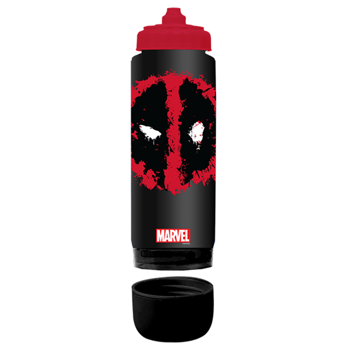 Marvel Squeeze Bottle