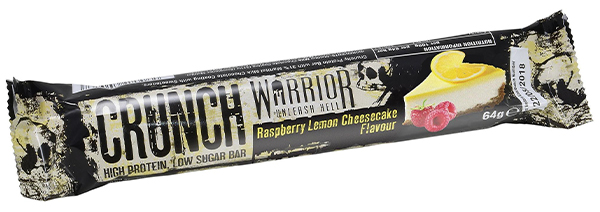 Warrior Crunch Singles