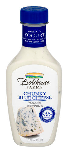 Bolthouse Farms Yogurt Dressing Chunky Blue Cheese, 14 oz.