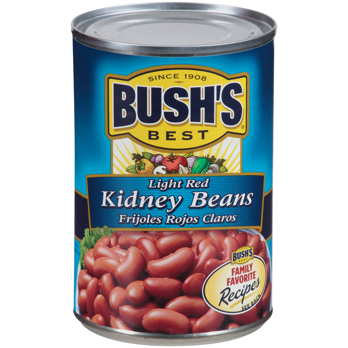 BUSHS BEST Light Red Kidney Beans 16.0 OZ
