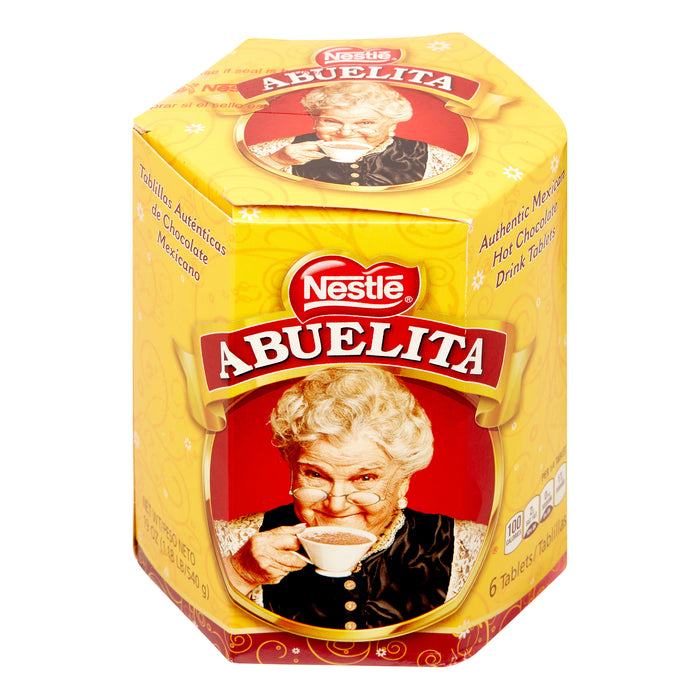 Abuelita Authentic Mexican Hot Chocolate Drink Tablets 19 oz. Box