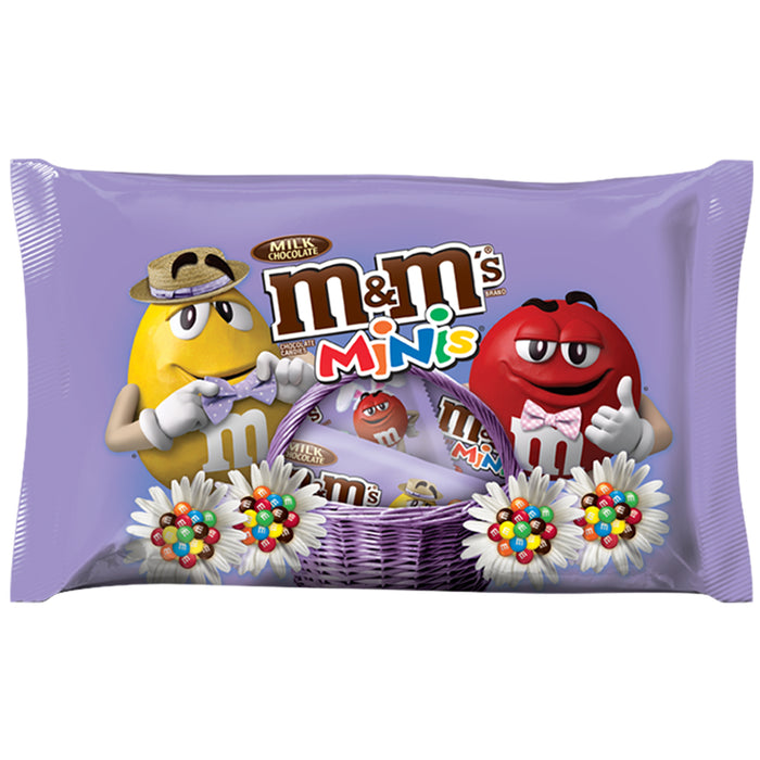 M&M's Milk Chocolate Minis, 11.23 Oz.