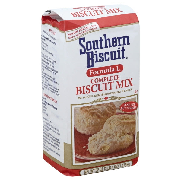 Southern Biscuit: Formula L Biscuit Mix, 52 Oz