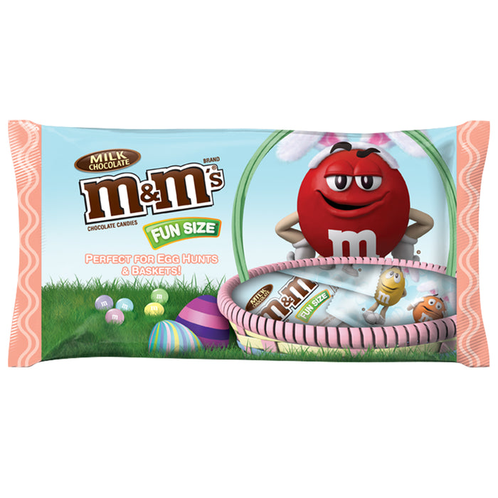 M&M's Milk Chocolate Easter Candy, 10.53 Oz.