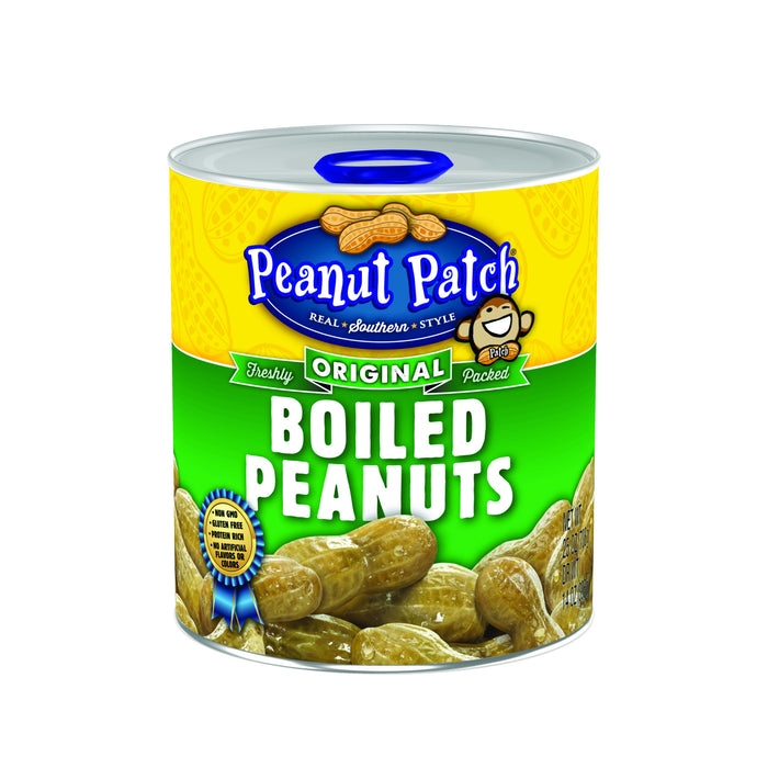Peanut Patch Original Boiled Peanuts, 25 oz
