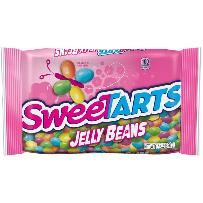 SWEETARTS Jelly Beans Easter Candy, 14oz