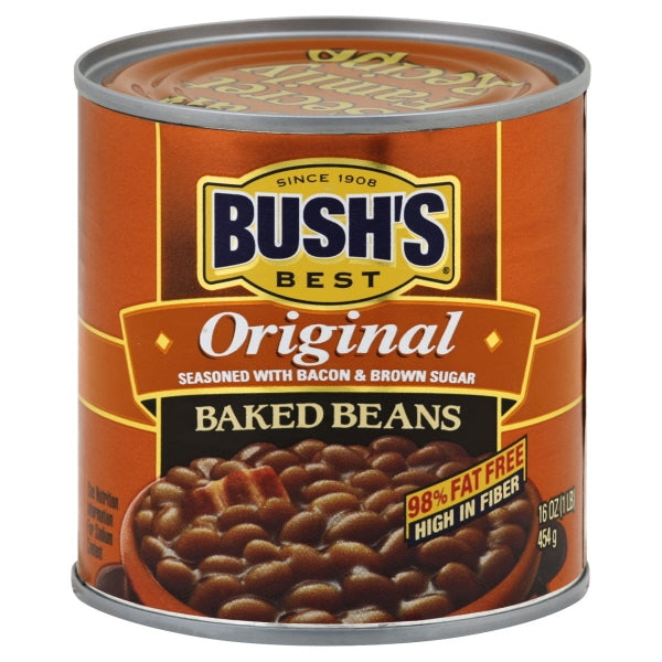 BUSH'S Original Baked Beans, 16 oz Canned Beans