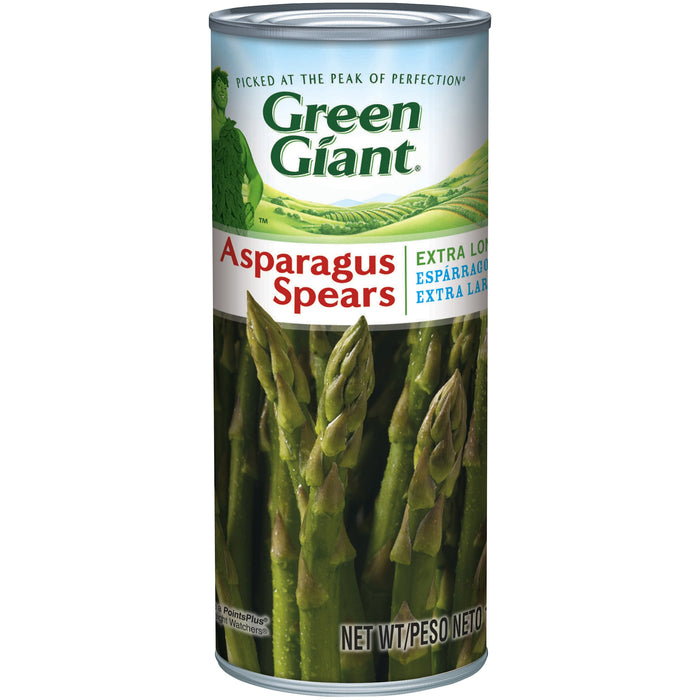 Green Giant Extra Long Asparagus Spears, 15 Oz