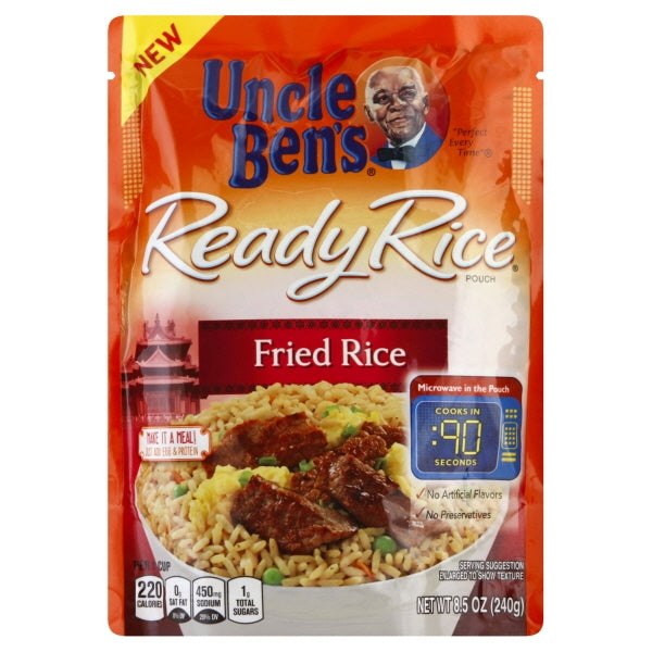 Uncle Bens Ready Rice Fried Rice