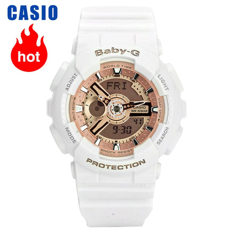 Casio Watch BABY-G Multifunction Sports Ladies Watch BA-110-7A1