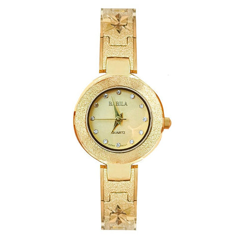 Small Watch Wild Style Casual Dress Watches New Watch Women Gold Bracelet Watches Stainless Steel Ladies