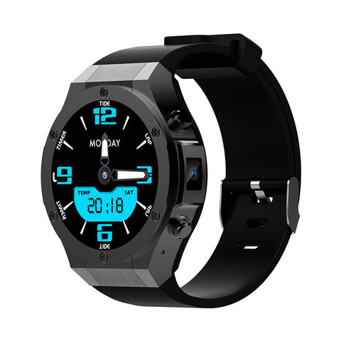 Smart Watch Men's Watch 2018 Fitness Tracker Bluetooth Heart Rate Sport Watches For Men Fashion Women Bracelet IOS Android Saat