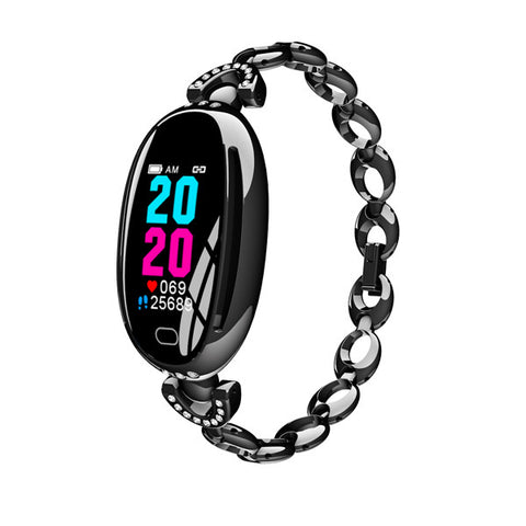 2020 Fashion Smart Watches Women Bracelet IP68 Waterproof Heart Rate Monitor Fitness Tracker relogio Smartwatch For iOS Android