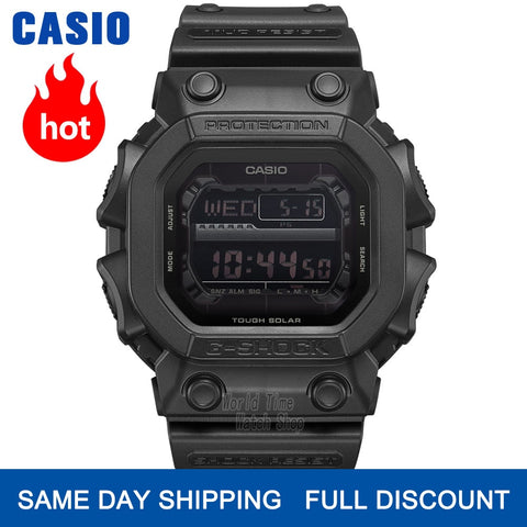 Casio watch g shock watch men top brand set military relogio digital watch sport 200mWaterproof quartz Solar men watch masculino