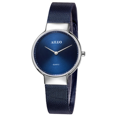Ultra-thin Ladies France Luxury Brand AILUO Women's Watches Japan MIYOTA Quartz Movement Sapphire Waterproof Clock A7622