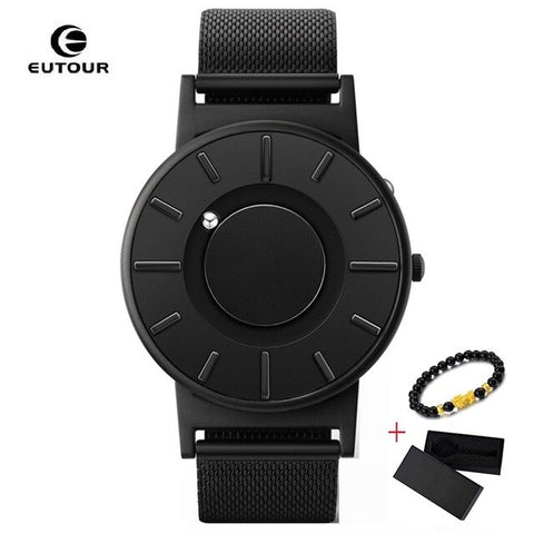 EUTOUR New Magnetic Women Bracelet Watches Waterproof Ladies Quartz Watch Stainless Steel Woman Lovers Watch Reloj Mujer 2019