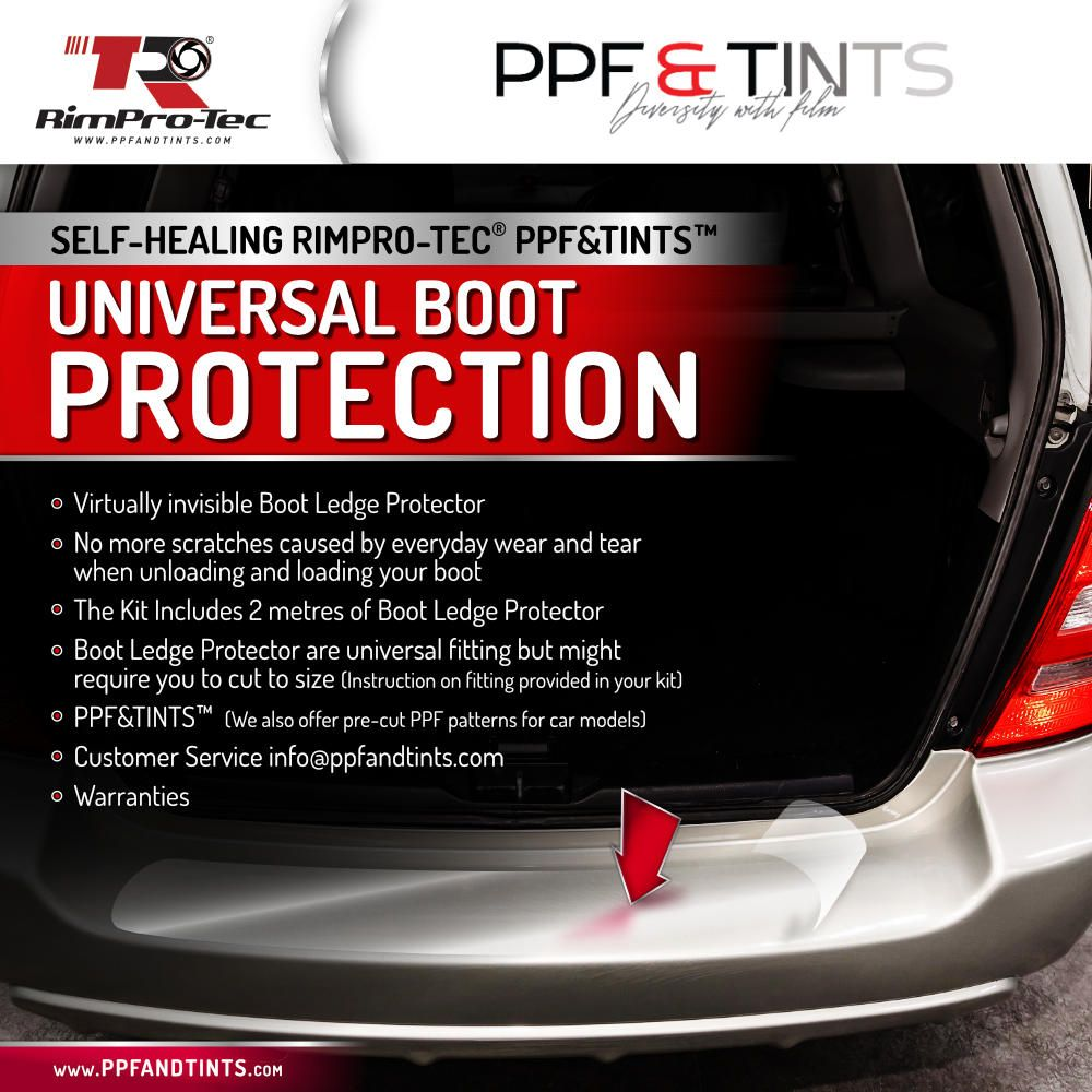 Universal Boot Protection