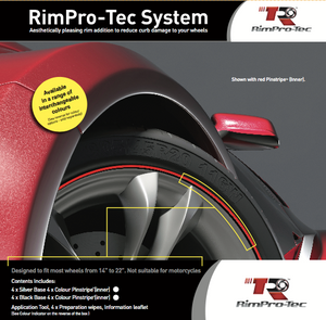 RimPro-Tec® Wheel Bands™  Full System Protection