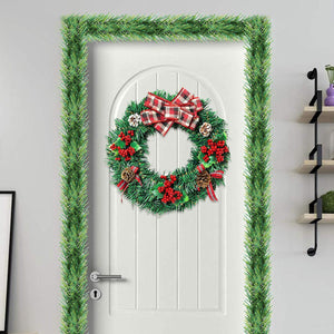 Green Holiday Garland, 2 Pack (50 ft)
