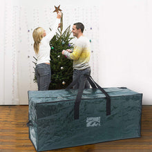 Load image into Gallery viewer, Christmas Tree Storage Bag Set, 2 Pack