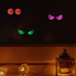 Halloween Flashing Peeping Eyes Lights (3 Pack); Neon