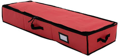 "40"" Wrapping Paper Storage Box (Red)"