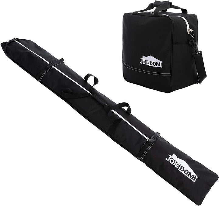 Ski Bag and Boot Bag Combo