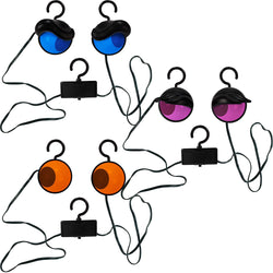 Halloween Flashing Peeping Eyes Lights Animated (3 Pack)
