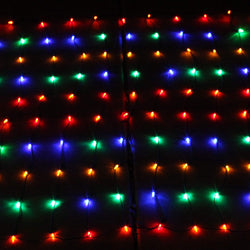 150 LED Net Lights, Multicolor