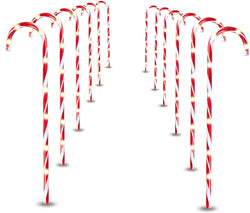 "28"" Candy Cane Pathway Markers"