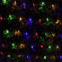 300 LED Christmas Net Lights, Multicolor