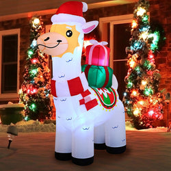 Large Llama Inflatable (6 ft)