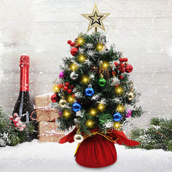 "24"" Prelit Tabletop Christmas Tree"