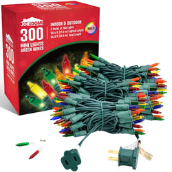 3 Set of 100-Count Multi Color Christmas Lights