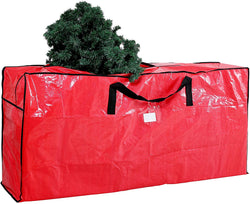 Red Large Christmas Tree Storage Bag
