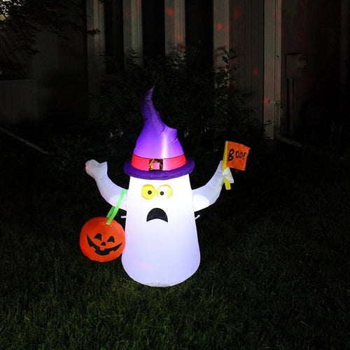 Halloween Naughty Ghost Inflatable
