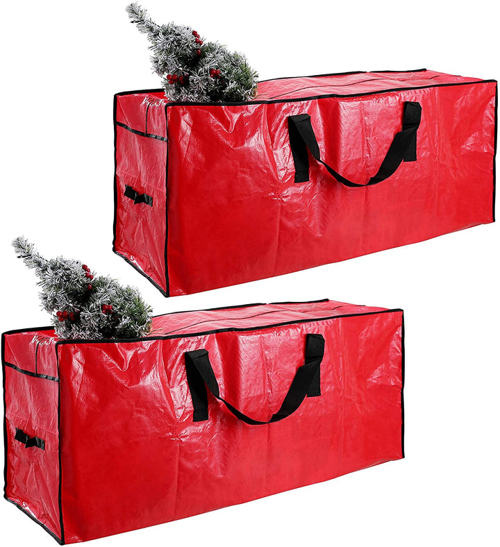 2 Pack Christmas Tree Storage Bag Set