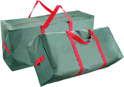 "2 Pack 48"" Christmas Tree Storage Bag Set"