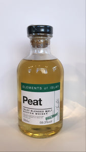 ELEMENTS of ISLAY - Peat Full Proof (59,3% Vol) / Whisky