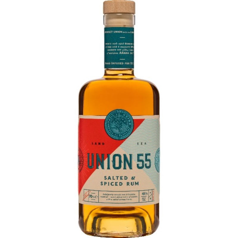 Spirited Union - Spice & Sea Salt Botanical Rum (41% Vol.) / Rum