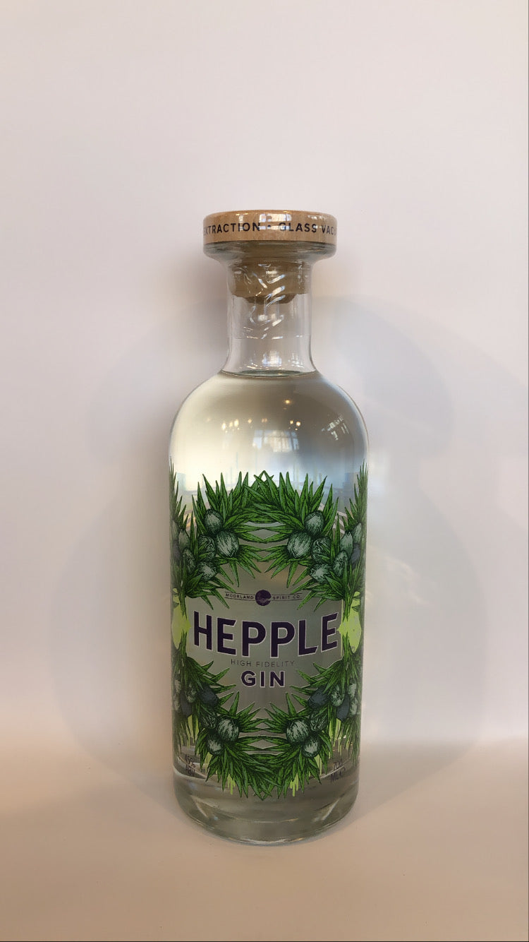Hepple High Fidelity Gin (45% Vo.)