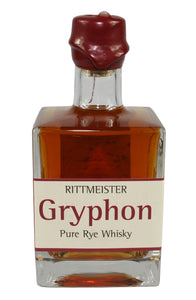 Rittmeister - Gryphon Pure Rye Whisky (45% Vol.) / Whisky