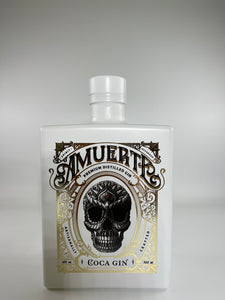 Amuerte White Edition Coca Leaf Gin 43%
